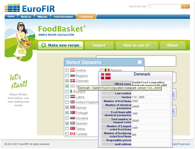 Eurofir your source of food information eurofir details about the dataset forumfinder Choice Image