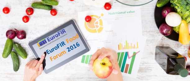 EuroFIR Food Forum 2016